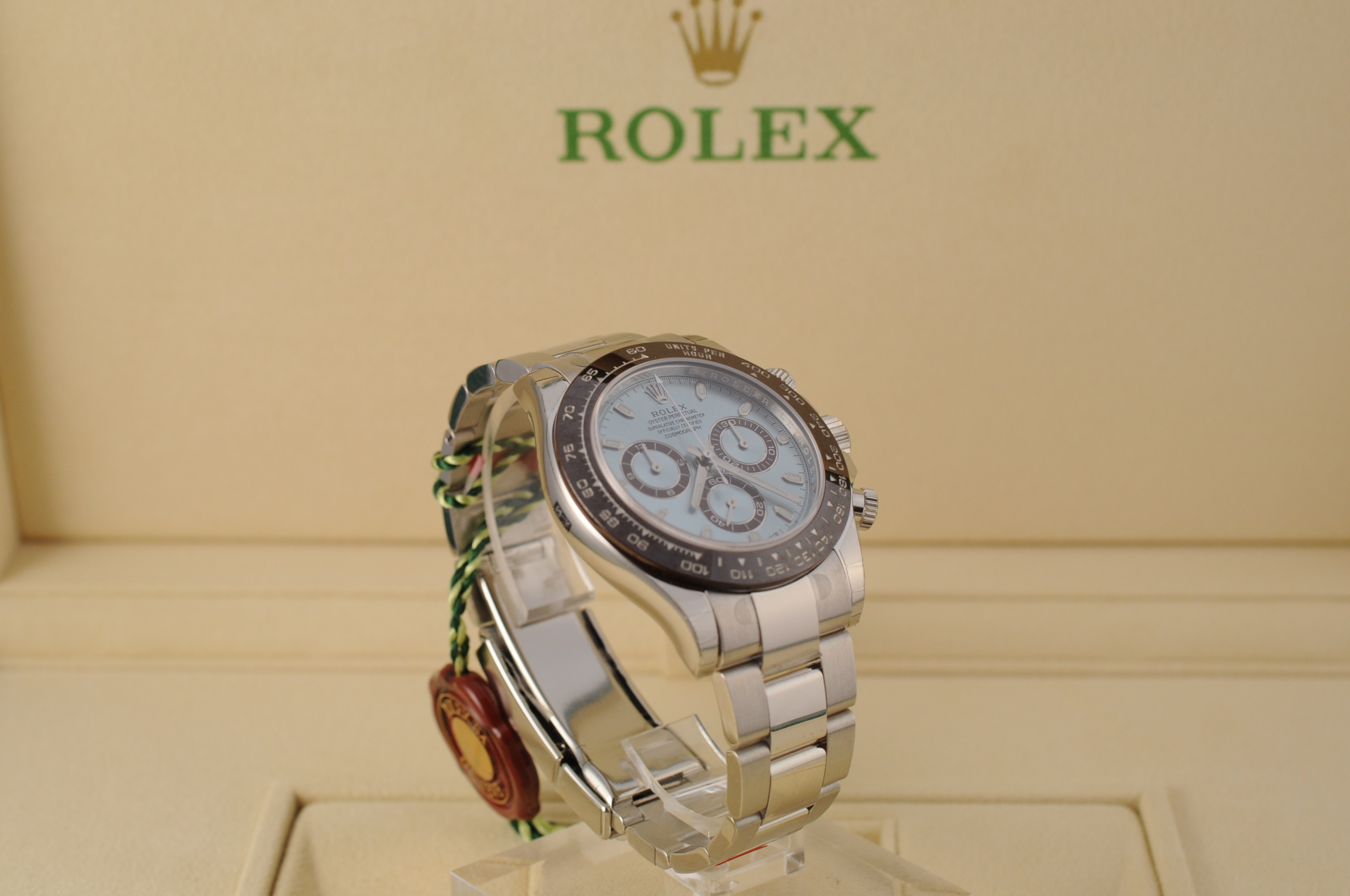 rolex daytona 50th anniversary edinburgh watch company luxury timepieces. Black Bedroom Furniture Sets. Home Design Ideas