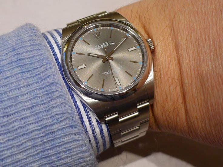 Rolex 0 Finance >> Rolex Oyster Perpetual 39mm - Edinburgh Watch Company | Luxury Timepieces