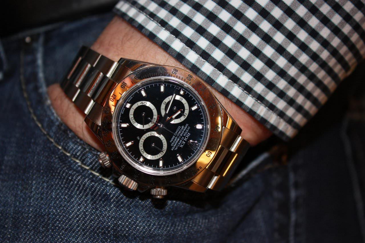 Rolex Daytona Edinburgh Watch Company Luxury Timepieces