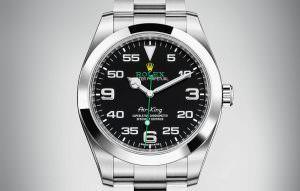 Rolex Air King 2