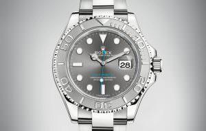 Rolex Yachtmaster Grey