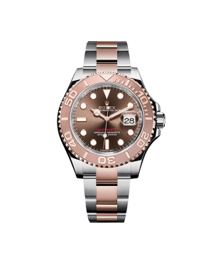 Rolex Yacthmaster brown