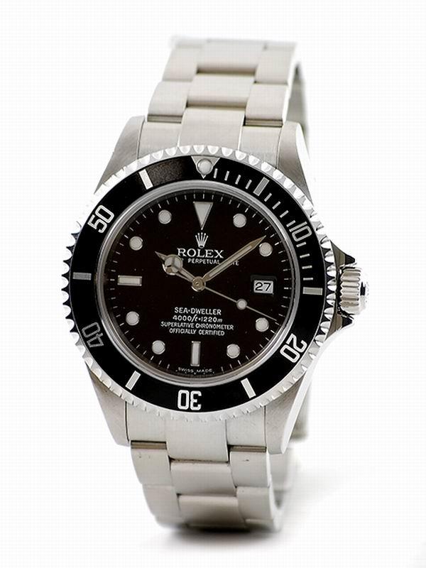 Ladies Rolex Watches Uk >> Rolex Sea-Dweller 16600 - Edinburgh Watch Company   Luxury Timepieces