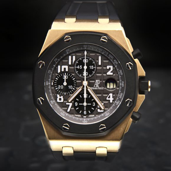 audemars piguet royal oak offshore edinburgh watch company luxury timepieces