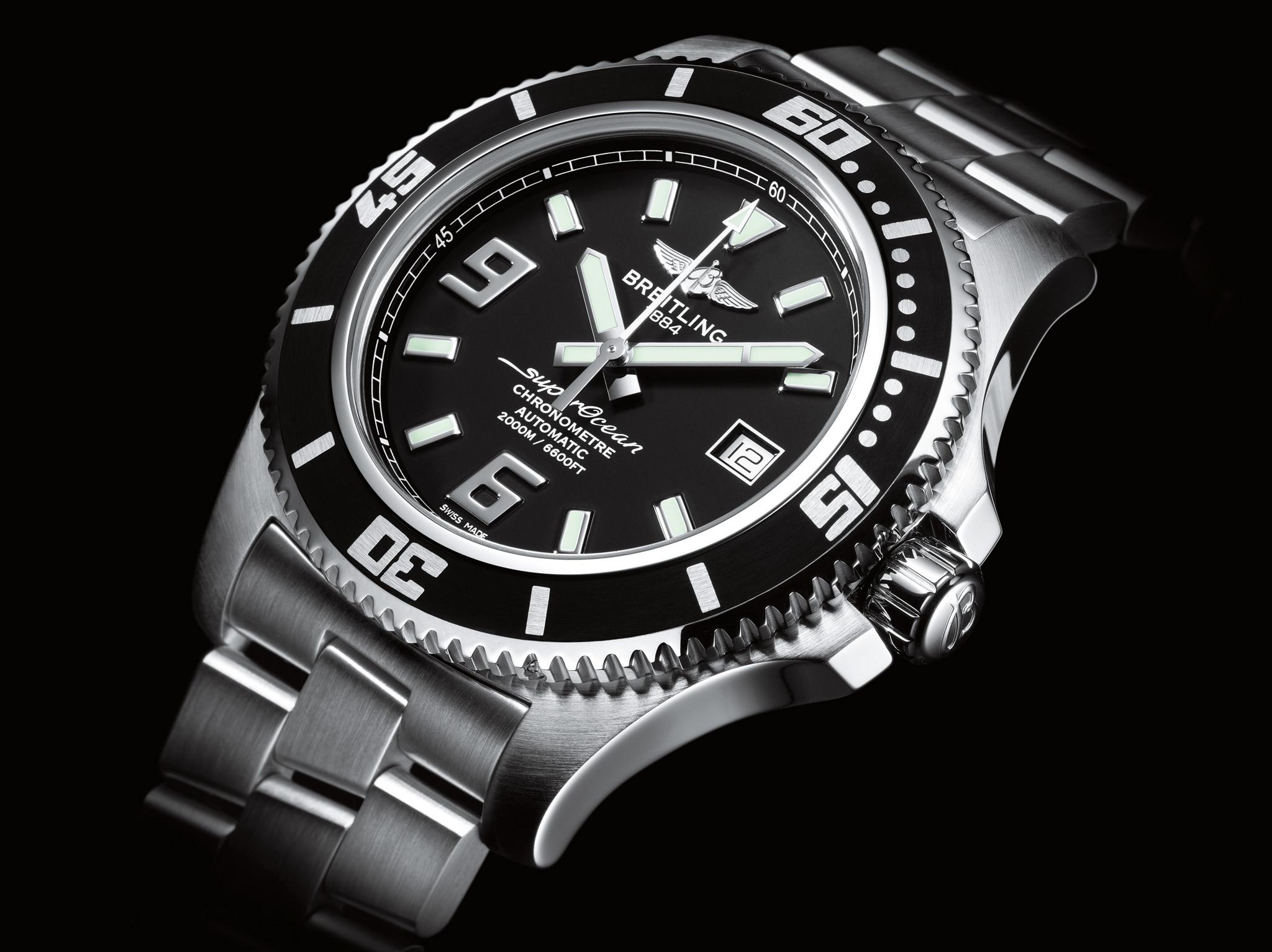 Breitling Superocean Ii 44 Edinburgh Watch Company