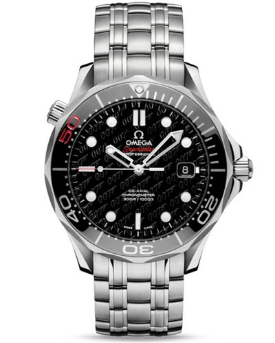 Omega Seamaster 300m James Bond 50th Anniversary ...