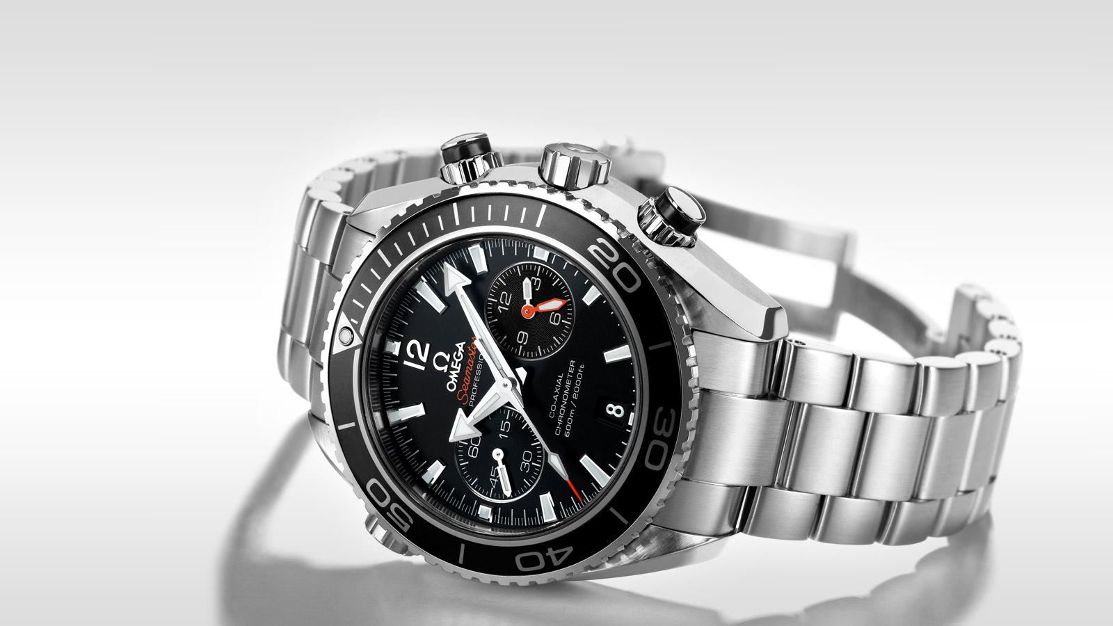 Omega Planet Ocean 600m Chrono Edinburgh Watch Company