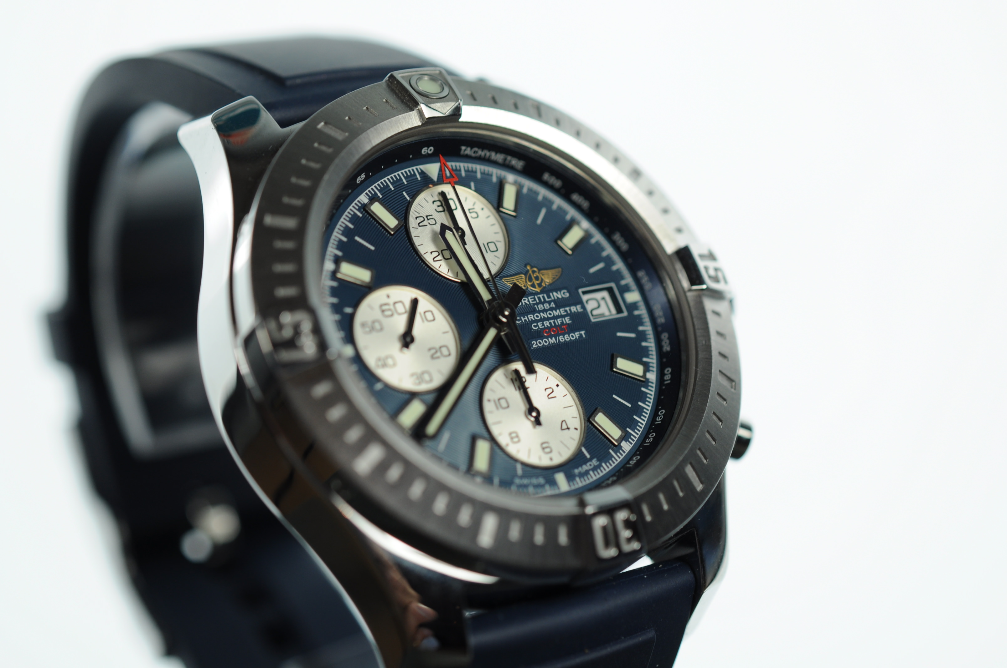 fantastic savings on new and unworn breitling sports