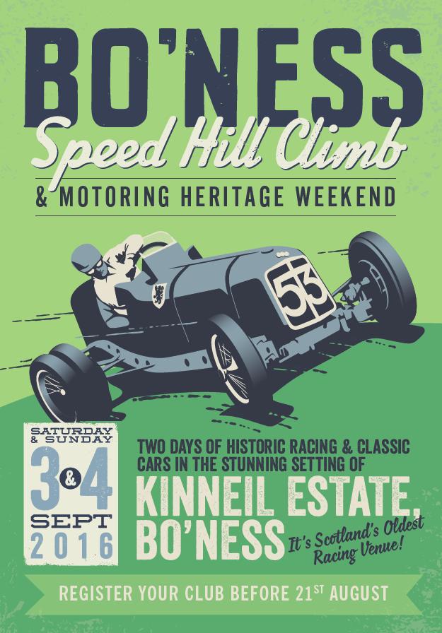 Heritage Weekend Flyer
