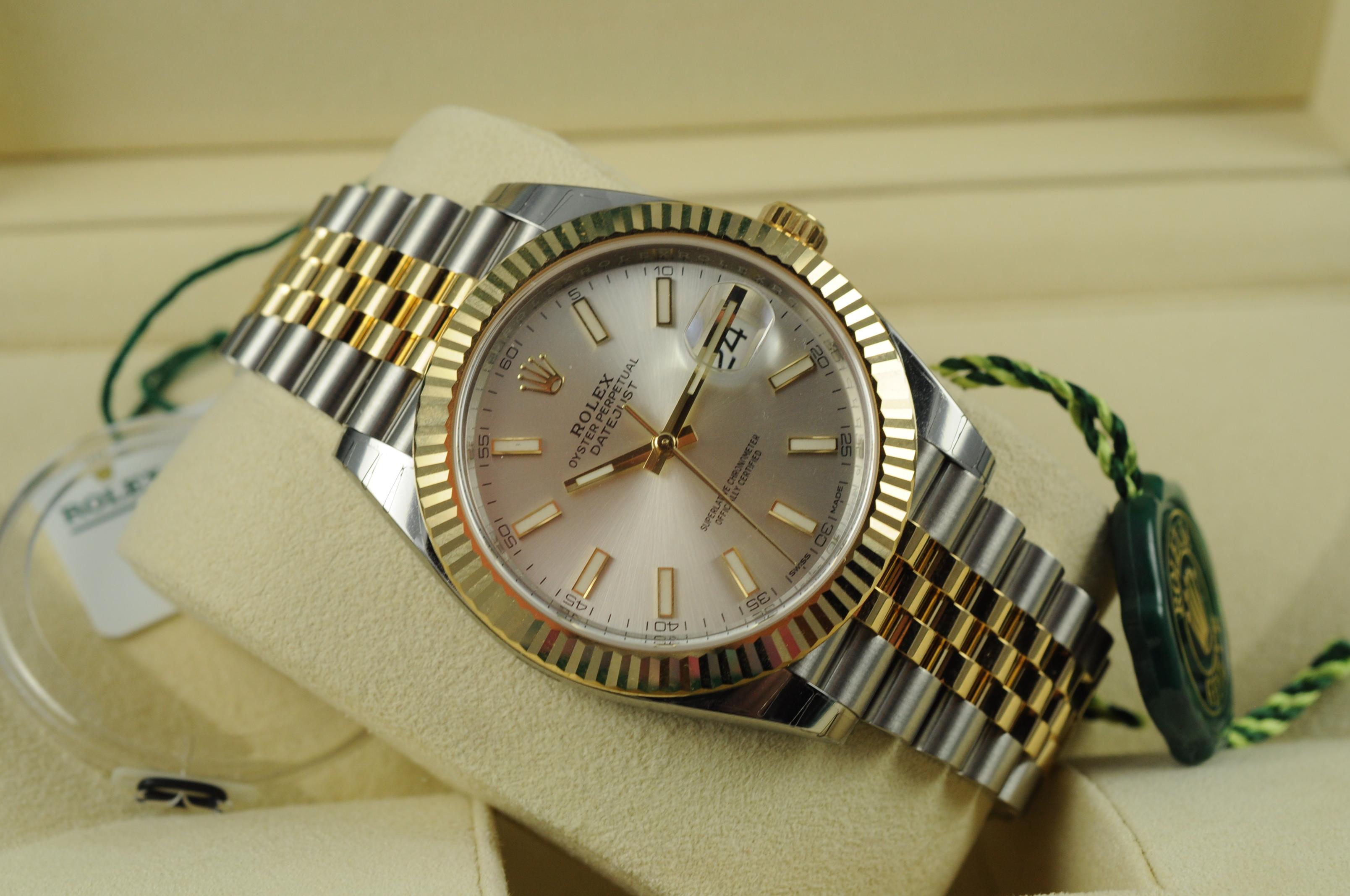 Rolex Datejust 41 116333 Edinburgh Watch Company