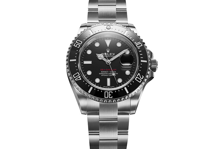 rolex sea dweller 50th anniversary 126600 edinburgh watch company luxury timepieces. Black Bedroom Furniture Sets. Home Design Ideas
