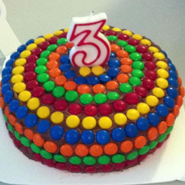 Happy Rd Birthday Cake For Men