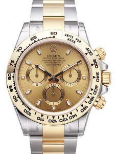 Daytona 116503 champagne dial
