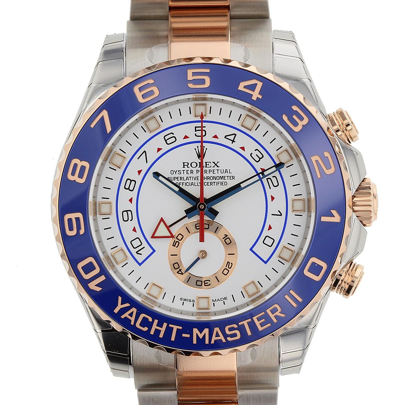 Rolex 0 Finance >> Rolex Yachtmaster 11 116681 - Edinburgh Watch Company | Luxury Timepieces
