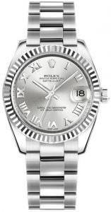 Rolex 178274 Silver Roman