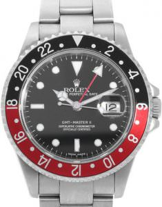 Stick dial GMT Master