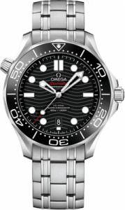 Omega Seamaster 300m Black