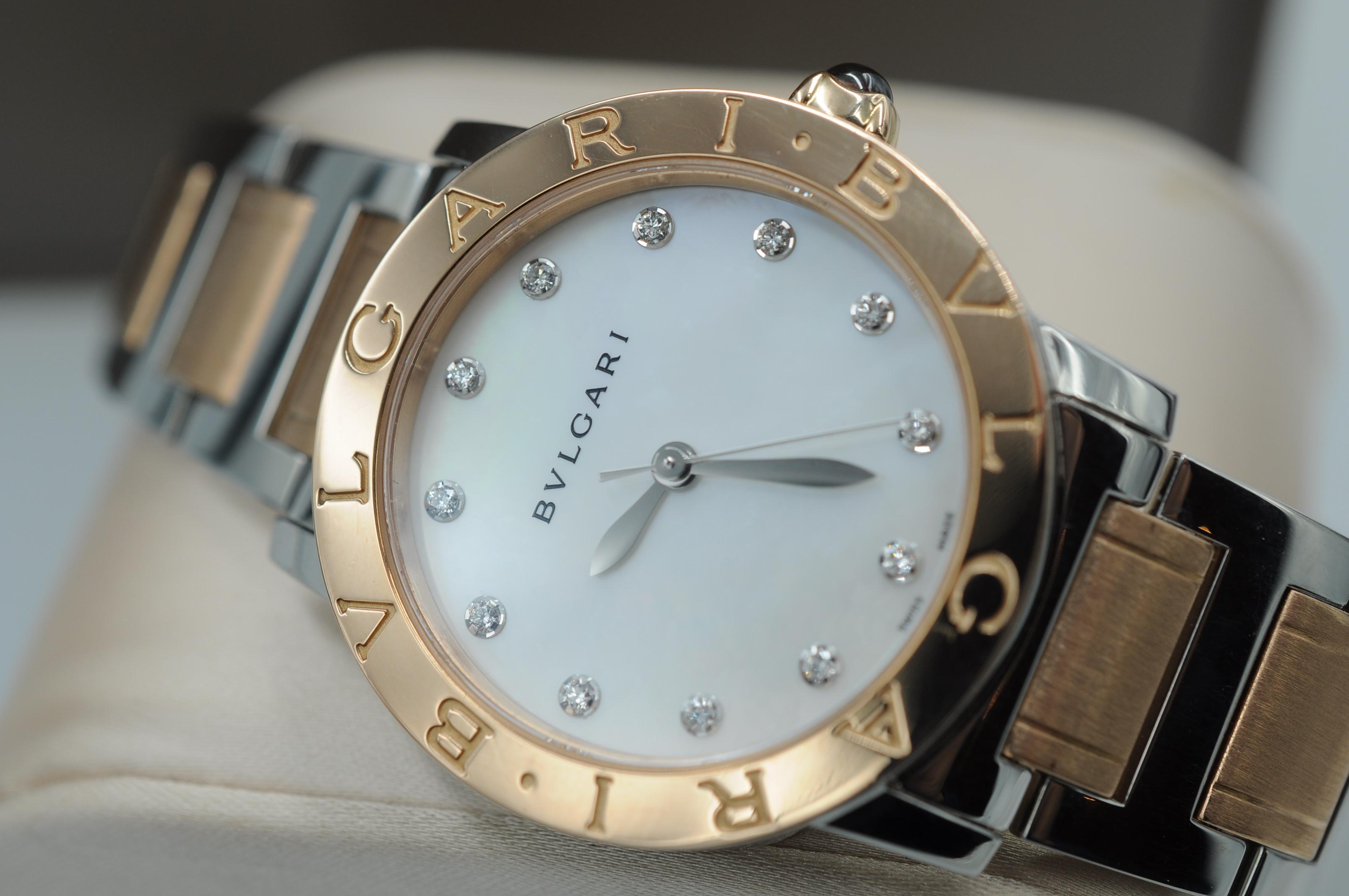 Bulgari Bulgari Ladies watch - Edinburgh Watch Company