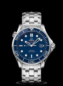 Omega 300m blue