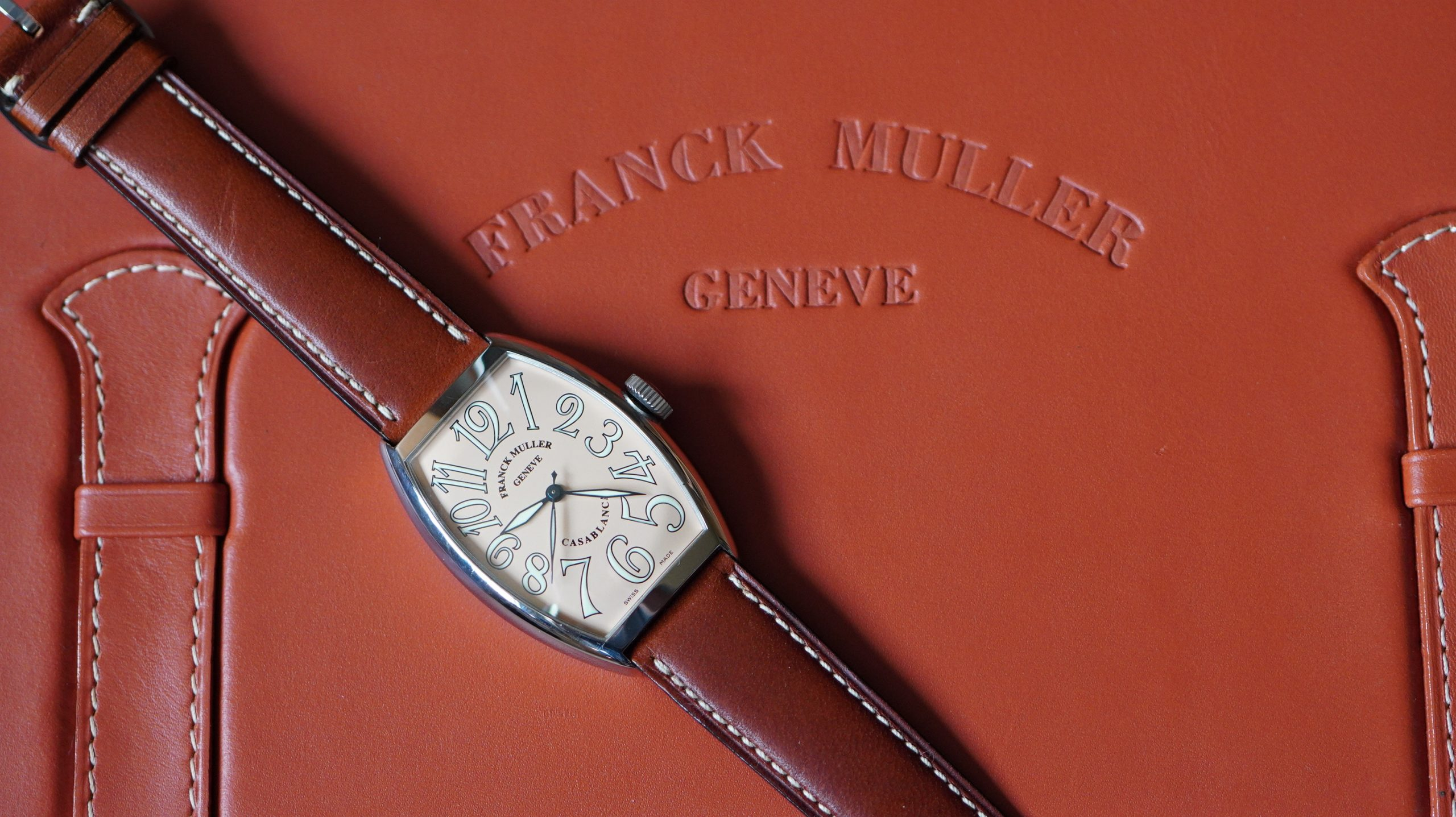 Franck Muller Casablanca 5850