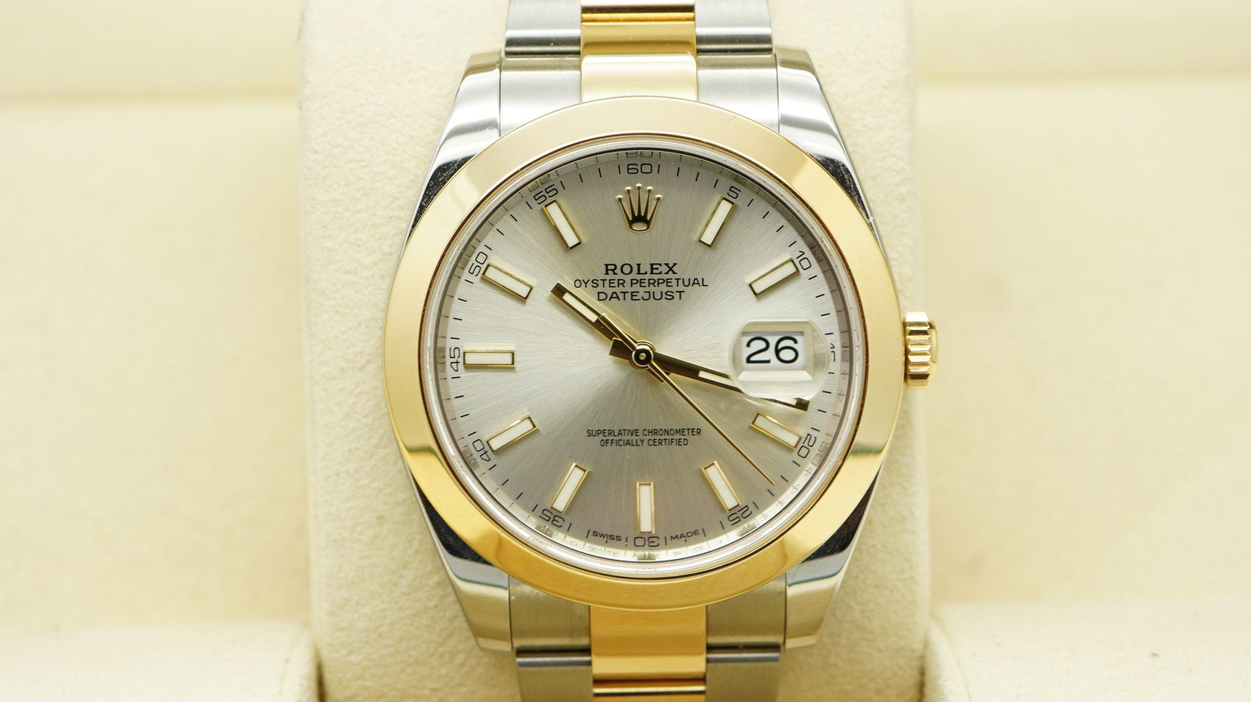 Rolex 126303