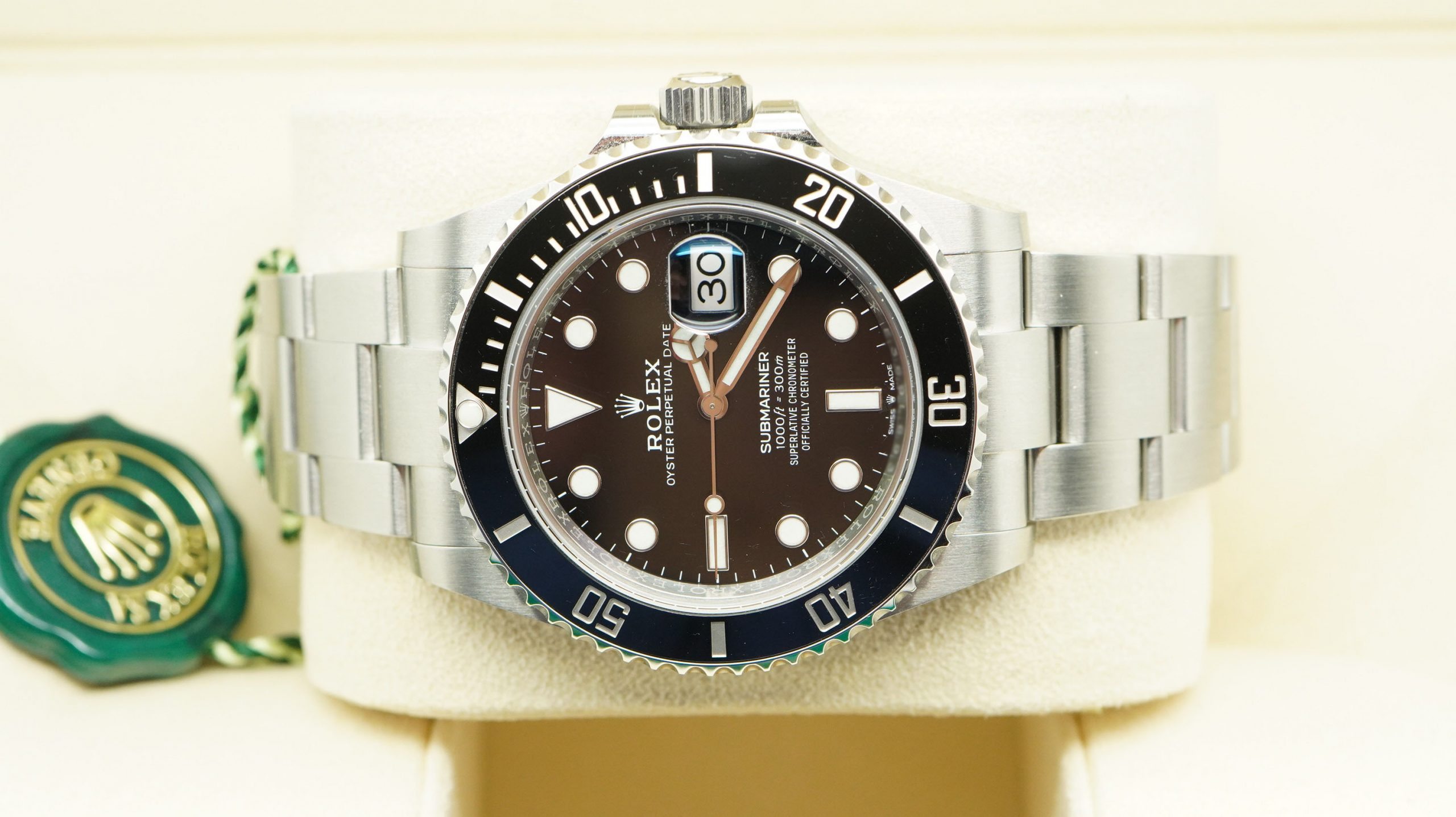 Rolex 126610LN