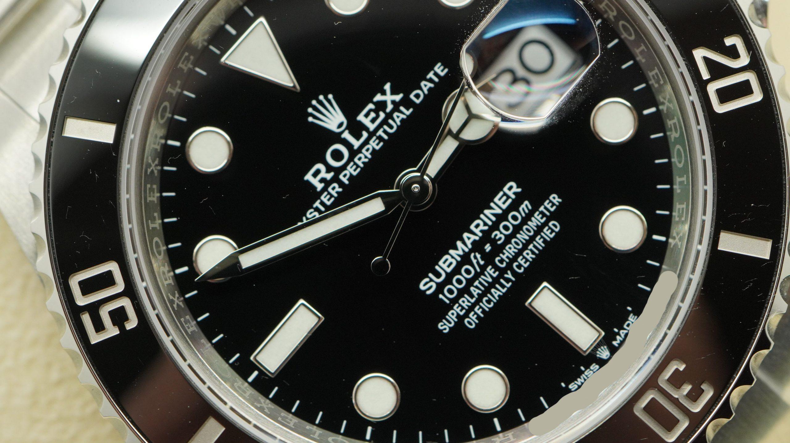 Rolex 126613LN