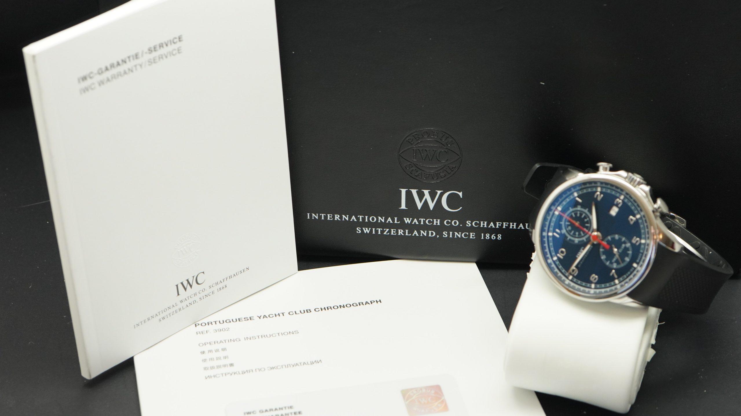IWC Portuguese Laureus