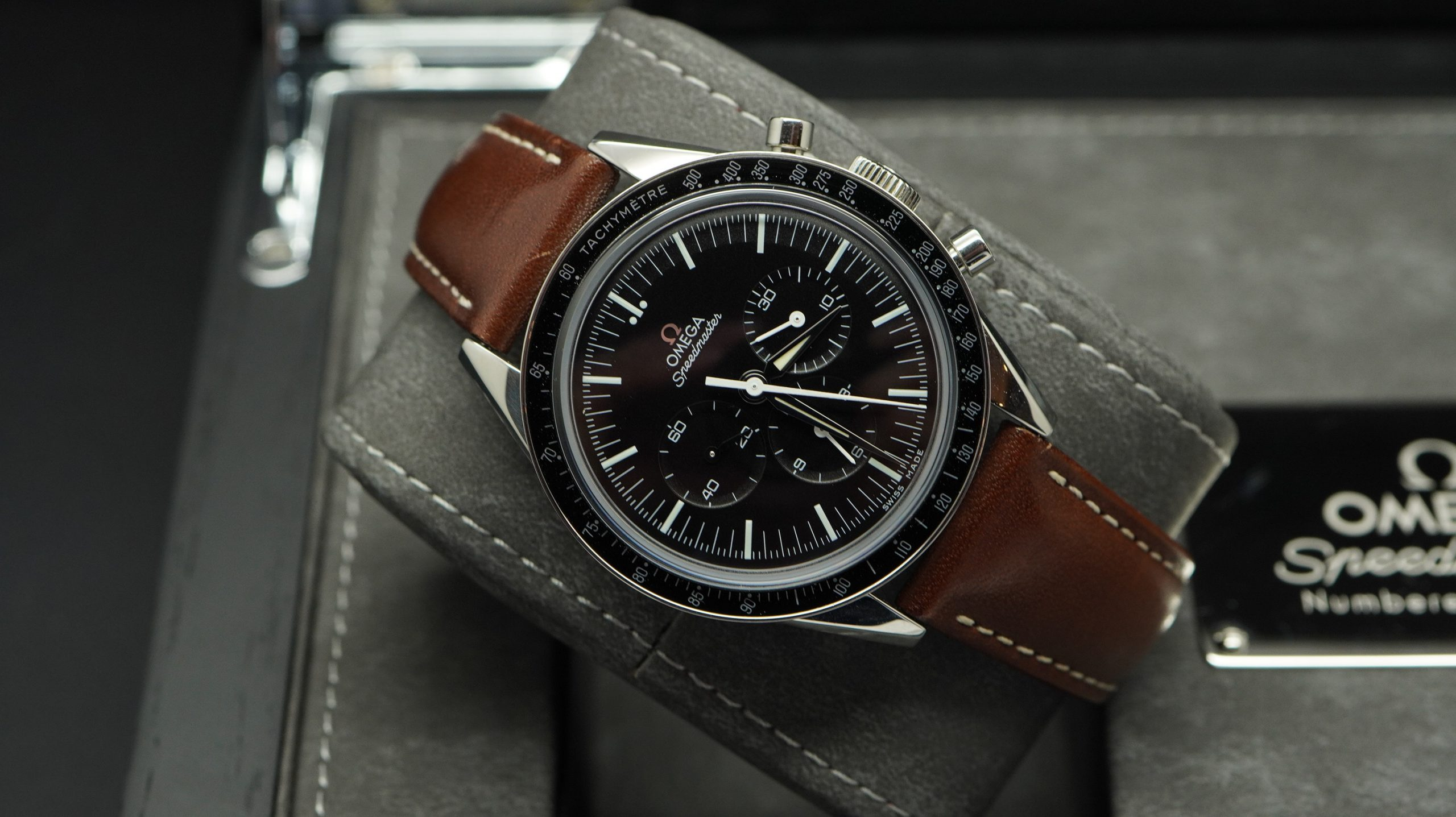 Omega First Omega in Space