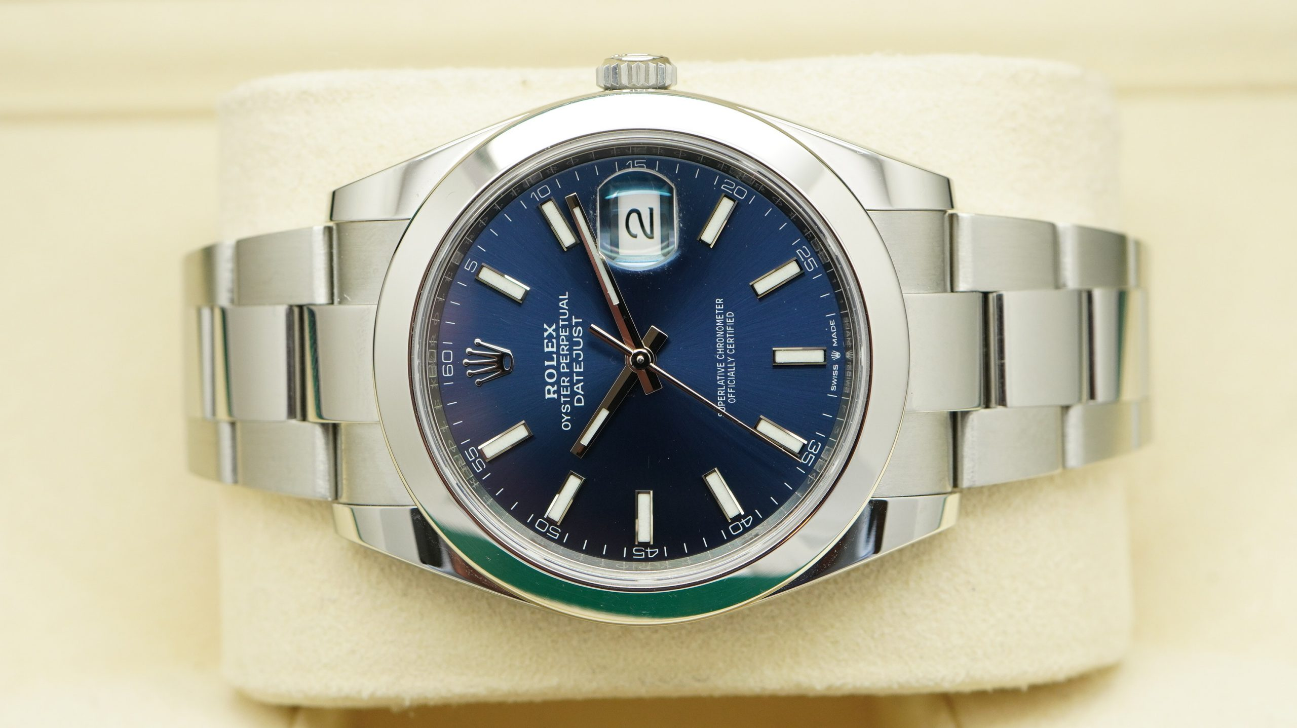 Rolex 126300
