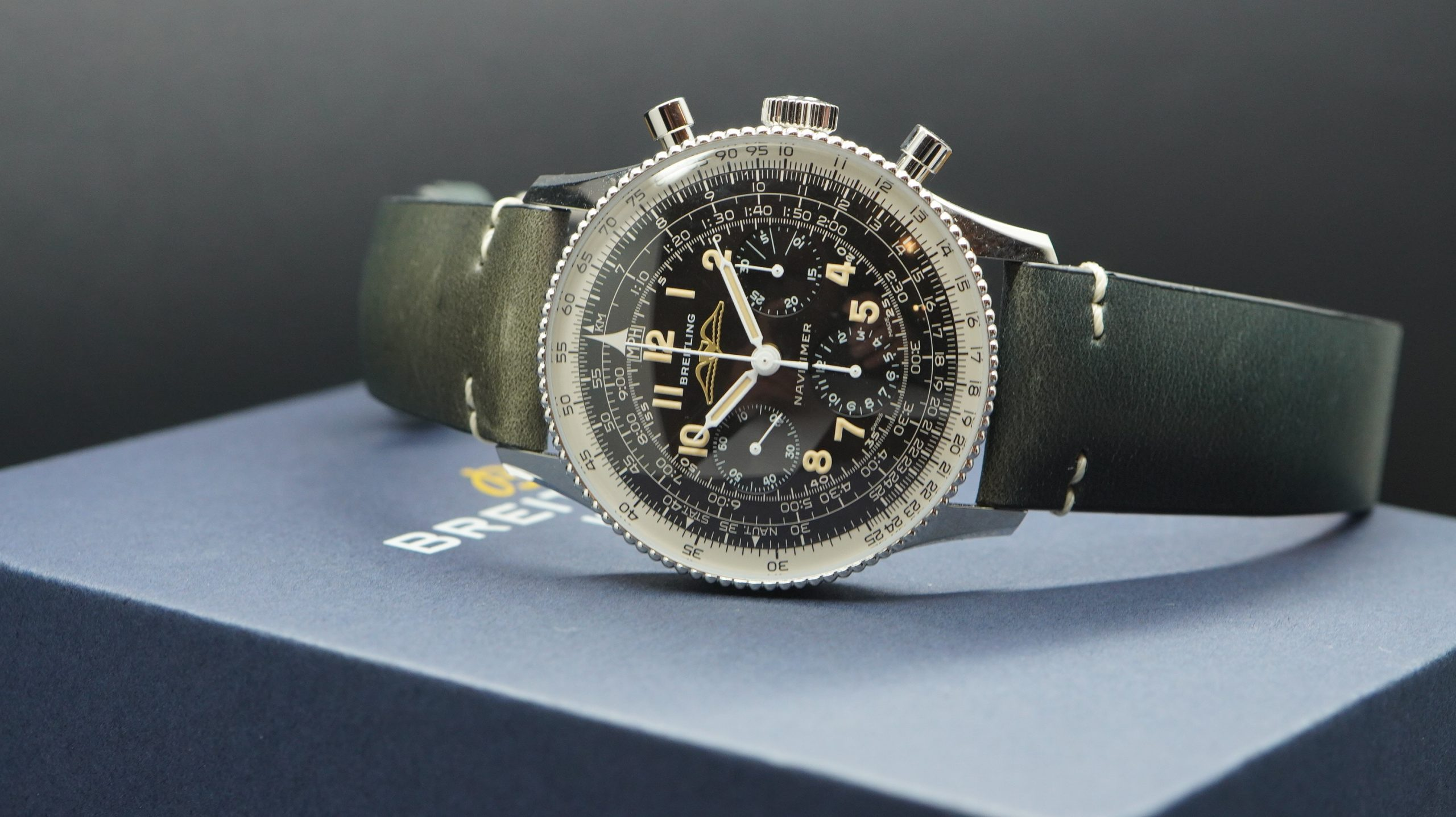 Breitling 1959 Re-Edition