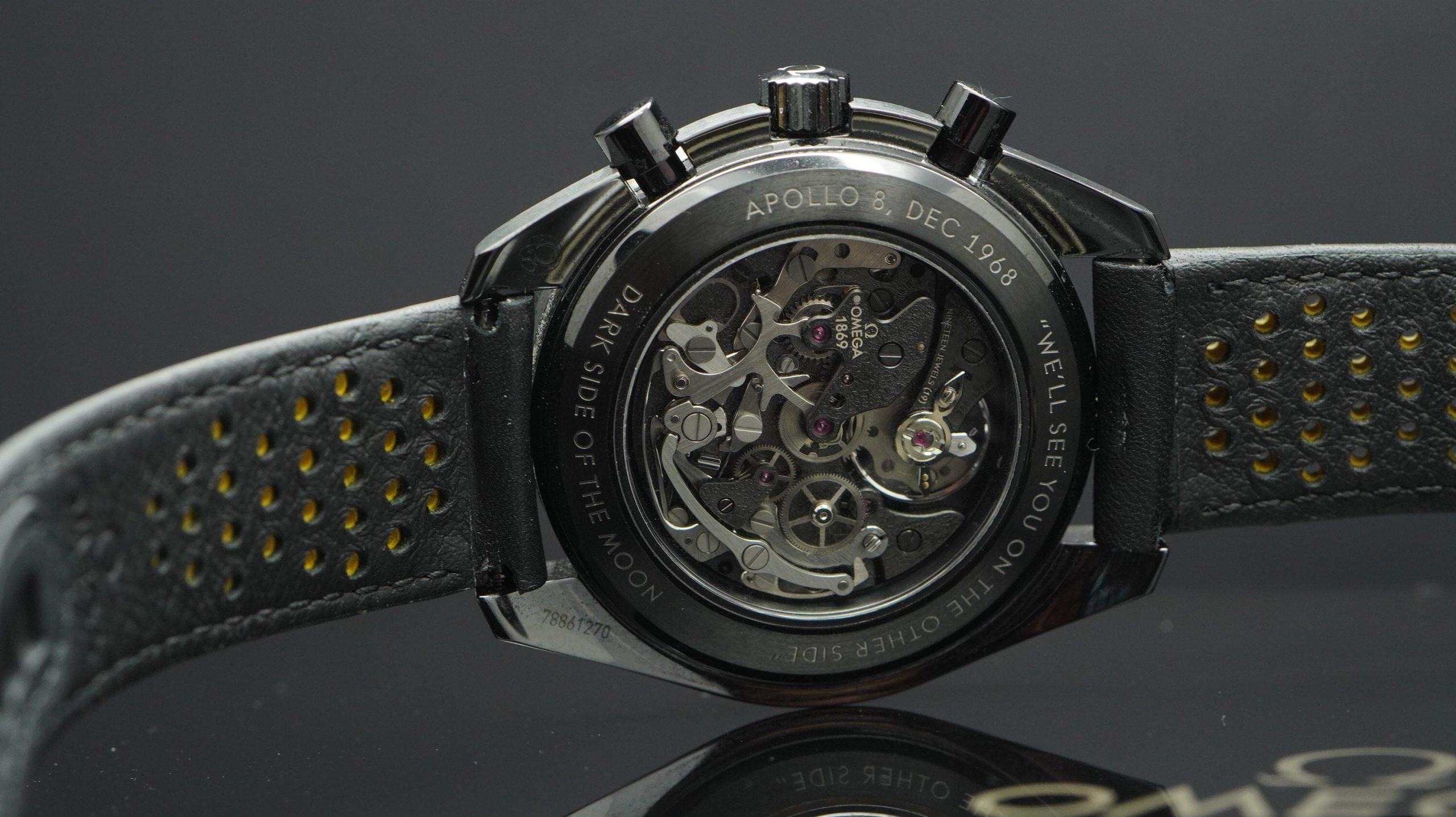 Omega Apollo 8